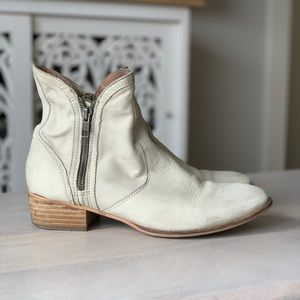 Seychelles Genuine Leather Boots